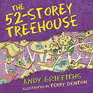 The 52-Storey Treehouse cover art