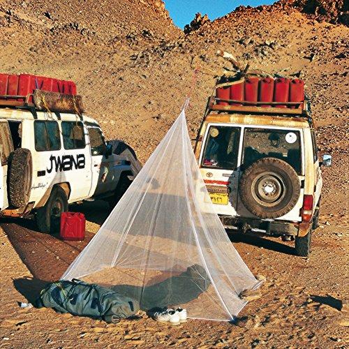 Brettschneider Moustiquaire Fine Mesh Pyramid - Marron - Marron, Marron, Single