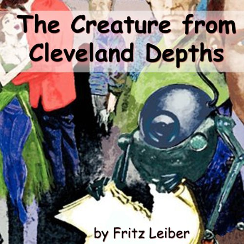 The Creature from Cleveland Depths cover art