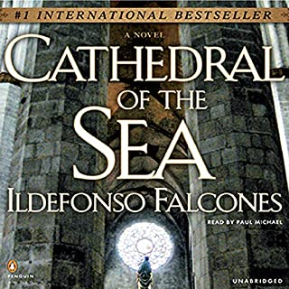 Cathedral of the Sea cover art