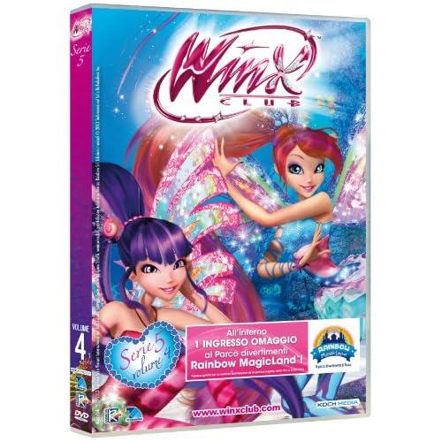 Winx Club - Stagione 5, Vol. 4 (DVD)