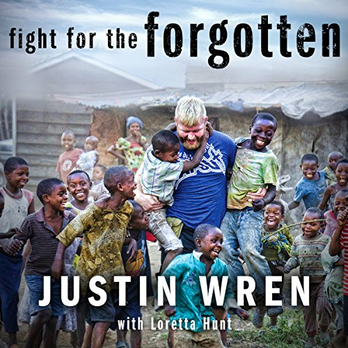 Fight for the Forgotten audiobook cover art