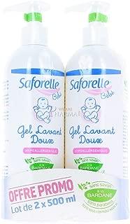 Sagorelle Baby Gentle Cleansing Gel 2 x 500ml