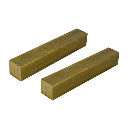 """5//8/"""" 360 Brass Square 36/"""" Long!"""