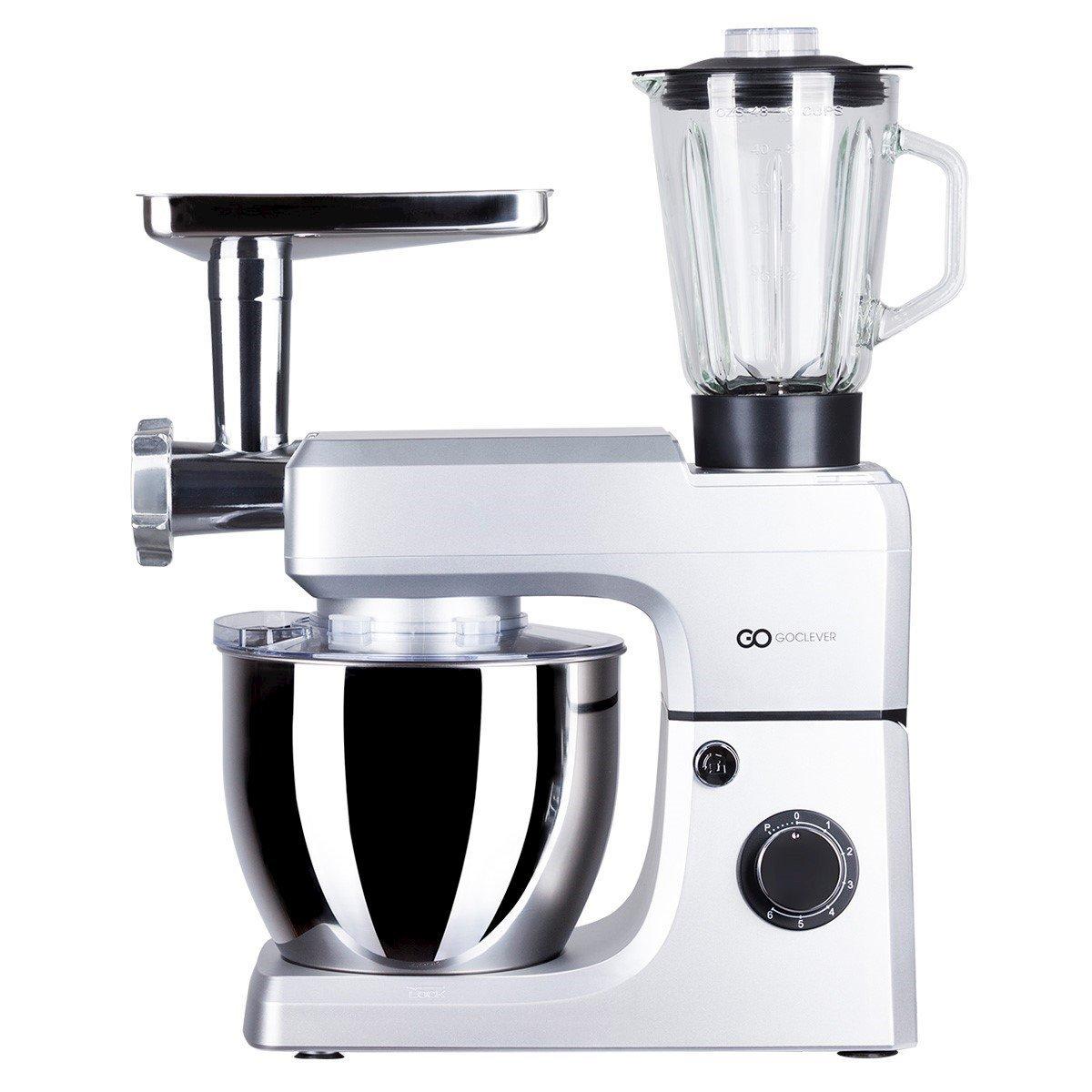 GO CLEVER hkitchr Robot de cocina Watts, 1200 W, 6.5 liters: Amazon.es: Hogar