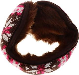 Baosity 5 Colors Cute Colorful Earmuffs Earwarmers Ear Muffs Earlap Winter Warmer