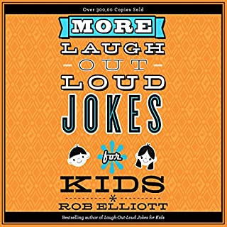More Laugh-Out-Loud Jokes for Kids audiobook cover art