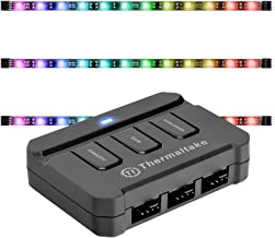 Thermaltake LUMI Color 256C 3-Pack RGB Magnetic LED Strip Control Pack AC-037-LN1NAN-A1