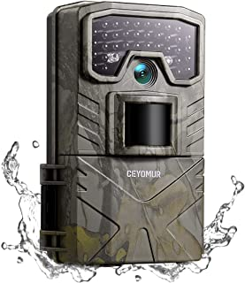 Trail Camera, CEYOMUR 20MP 1080P Hunting Camera with Low...