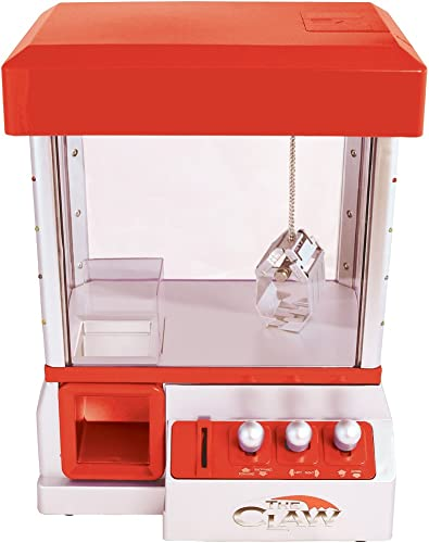 a precios asequibles Carnival Crane Claw Game Game Game - Features Animation and Sounds for Exciting Pretend Play - Ages 8+ by Constructive Playthings  venta de ofertas