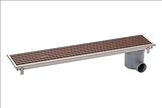やわらかい軟質樹脂使用で滑りにくく、素足でも安心!トラップ付排水ユニット小川くん 排水ユニット 樹脂グレーチング カラー浅型(非防水横引き)HRCY-15L/20L 躯体から床面まで十分な高さが取れる場合 リフォームなど HRCY-15L15...
