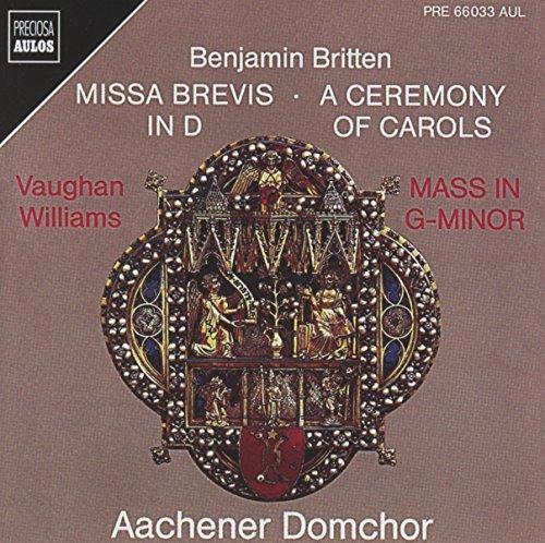 Missa Brevis und Ceremony of Carols