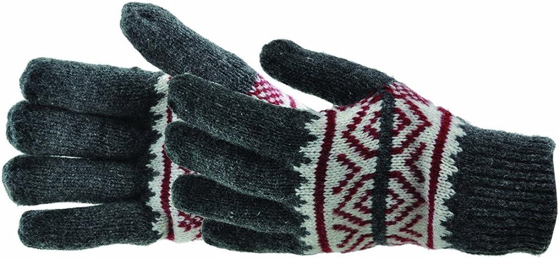 Manzella Women's Snowflake Gloves