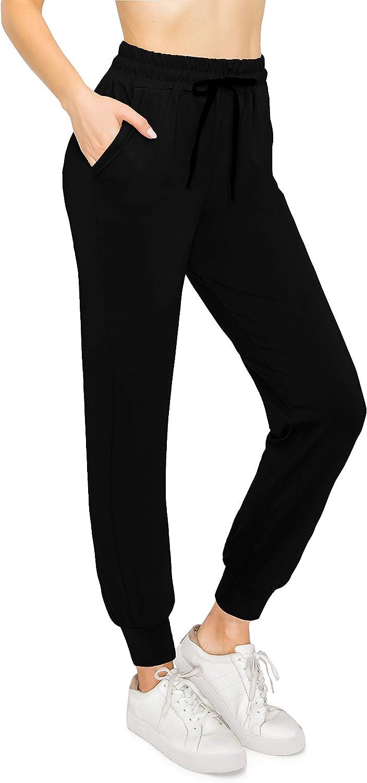 ALWAYS Women's Jogger Atlanta Mall Dedication Sweatpants with Pockets Premium — But