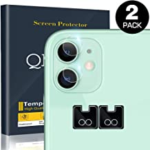 [2 Pack] QHOHQ Camera Lens Protector for iPhone 11(6.1