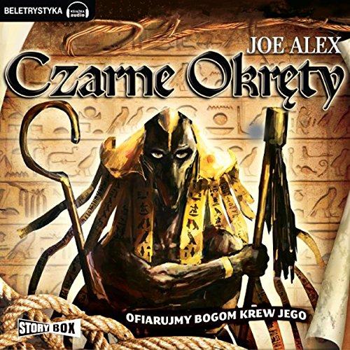 Ofiarujmy bogom krew jego (Czarne okrety 1) audiobook cover art