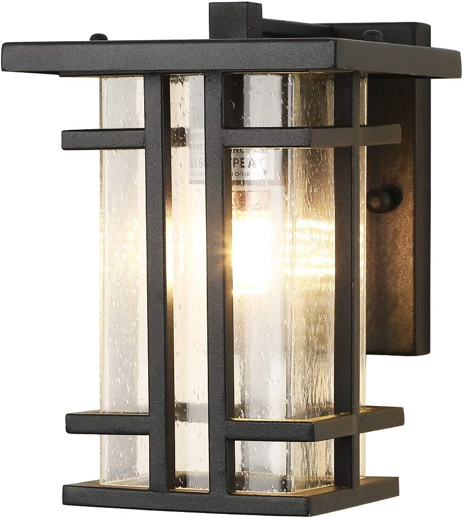 Retro Outdoor Wall Light Ranking TOP19 Small Lamp Outside Seed with Clear Popular product