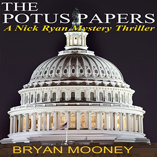 The Potus Papers audiobook cover art