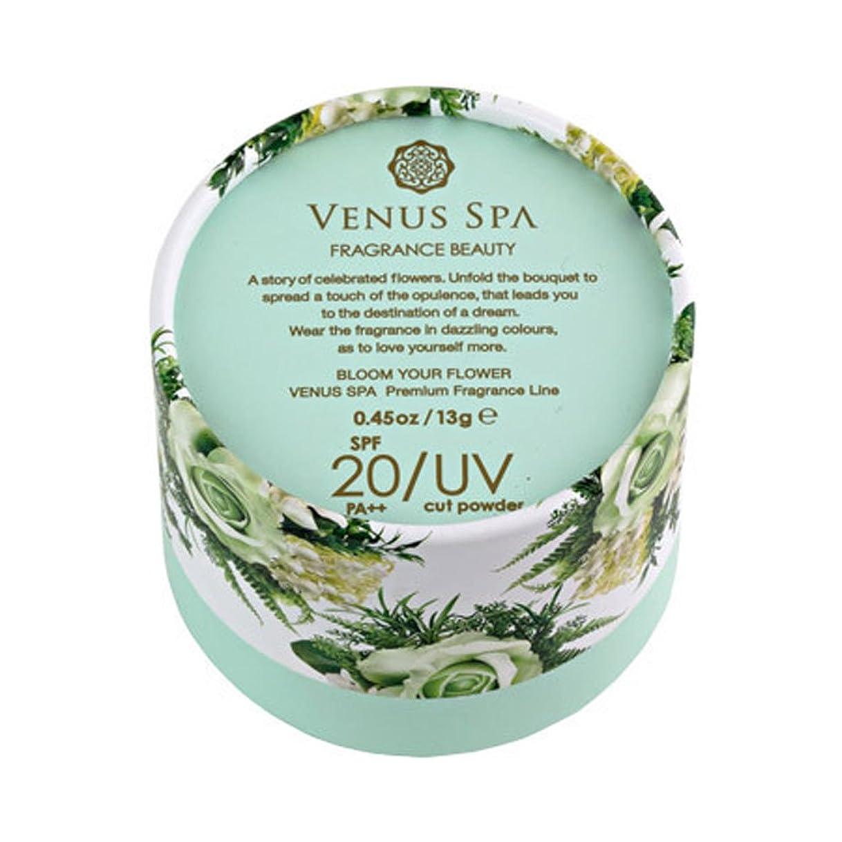 結論国際香水ヴィーナススパ フレグランスUVカットパウダー ガーデンマリアージュ