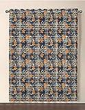 Alfombrilla de ratón redonda, alfombrilla de ratón de seto de boj para ordenadores, líneas de setos cónicos de arte de jardín francés de Versailles Chateau, alfombrilla de ratón redonda de goma antide