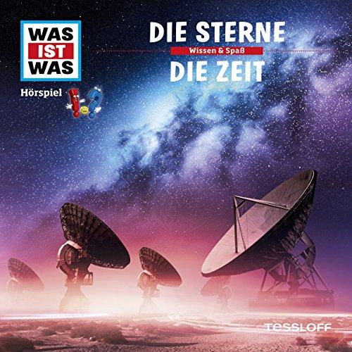 Die Sterne / Die Zeit (Was ist Was 29) Titelbild