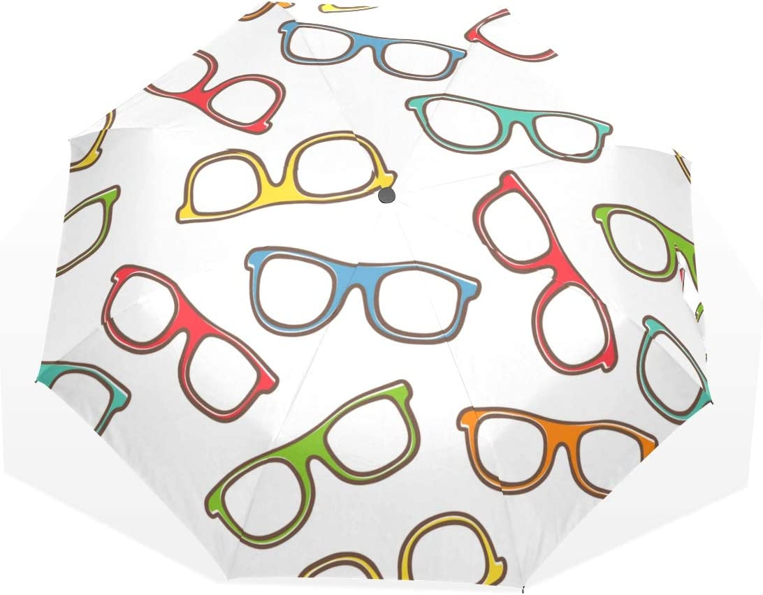 Traveler Umbrella Glasses Popular Design Accessories 3 2021 new Fold 55% OFF Art