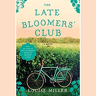 The Late Bloomers' Club audiobook cover art