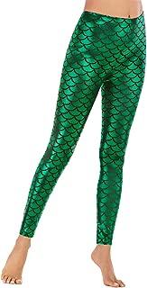 Best mermaid high waisted leggings Reviews