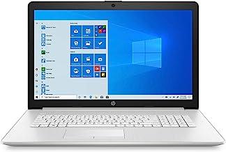 """2020 New HP 17-by3063st 17.3"""" HD+ Display Notebook, Intel i3-1005G1, 8GB Memory, 128GB SSD + 1TB Hard Drive, Windows 10, S..."""