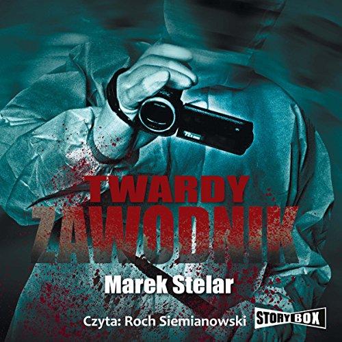Twardy zawodnik audiobook cover art