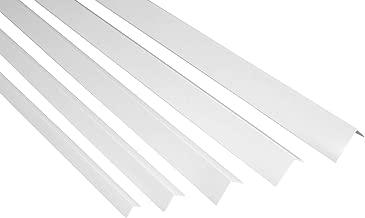 Amazonfr Profilé Pvc Blanc Bricolage