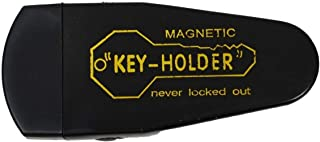 Security Large Magnetic Hide-A-Key Holder for Over-Sized Keys - Extra-Strong Magnet