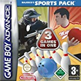 Majesco's Sports Pack - 3 Games in One (Bowling / Paintball / Dodgeball)
