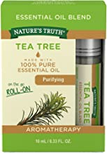 Nature's Truth Tea Tree Roll-On, 0.34 Fl. Oz