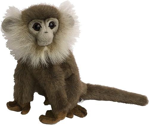 ordenar ahora Plush Soft Soft Soft Toy Leaf Monkey marrón by Hansa. 18cm. 3648 by Hansa  suministramos lo mejor