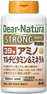 アサヒグループ食品 ディアナチュラ ストロング39アミノマルチ 300粒 (100日分)