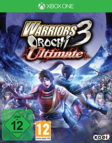 Tecmo Koei Warriors Orochi 3: Ultimate, Xbox One Basic Xbox One Inglese videogioco