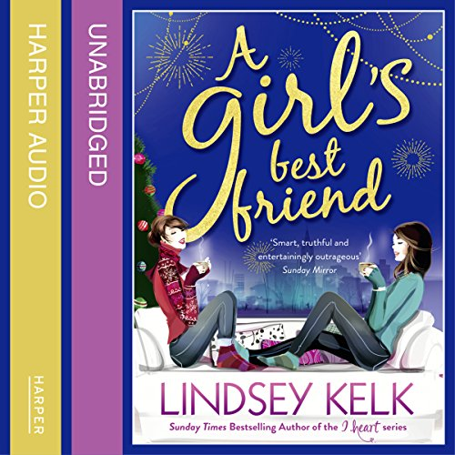A Girl's Best Friend audiobook cover art