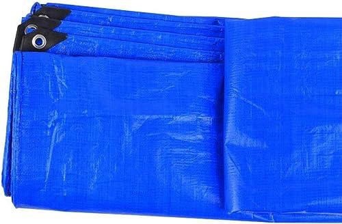 14EU-Haucalarm Bache de Prougeection Pratique Toile Plastique Auvent en Toile Auvent épaissie Couverture De Tente