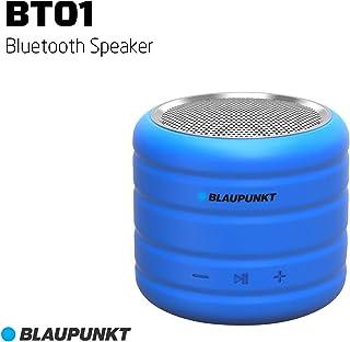 Blaupunkt BT-01 3W Portable Bluetooth Speaker (Blue)