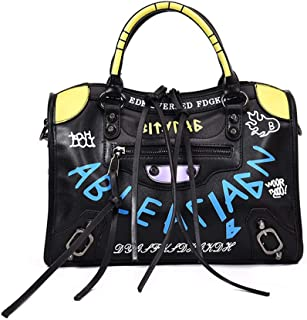 FTSUCQ Womens Multi Vogue Satchels Shoulder Handbags Casual Bag Hobos Satchels Purse