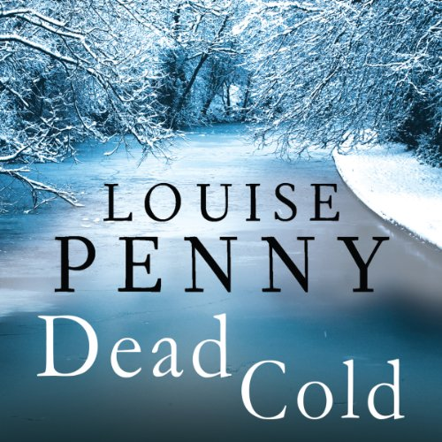 Dead Cold audiobook cover art