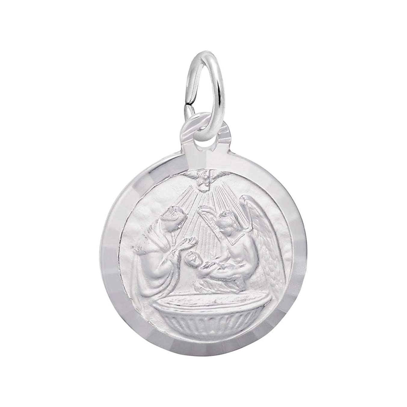 Rembrandt Charms Sterling Silver Baptism Charm