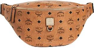 MCM Men's Fursten Visetos Medium Belt Bag
