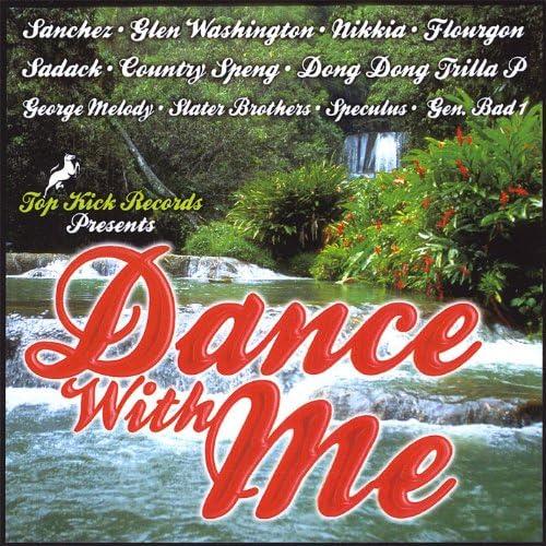 Sanchez, Glen Washington, Flourgon, Georgie Melody, and Various Artists