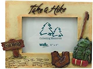 Take a Hike Photo Frame 8-inch, 4x6