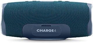 JBL - 2724708163406 Charge 4 Portable Waterproof Bluetooth Speaker - Blue, JBLcharge4Bl