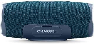 JBL Charge 4 Portable Waterproof Bluetooth Speaker - Blue, JBLcharge4Bl