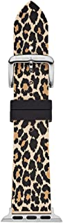 kate spade new york KSS0022 38mm Apple Straps Silicone Multi-Color Watch Strap