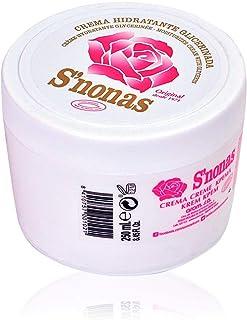 S´Nonas S'Nonas Crema Hidratante Glicerinada Manos, 250 ml